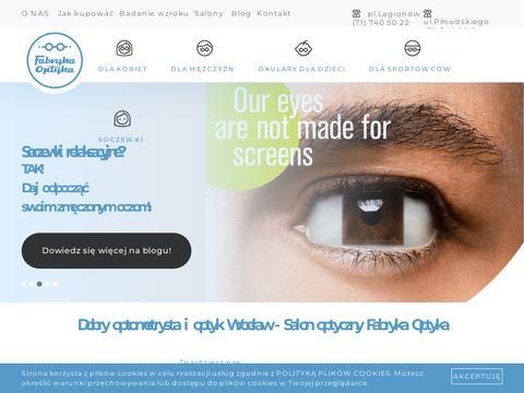 Fabrykaoptyka.pl