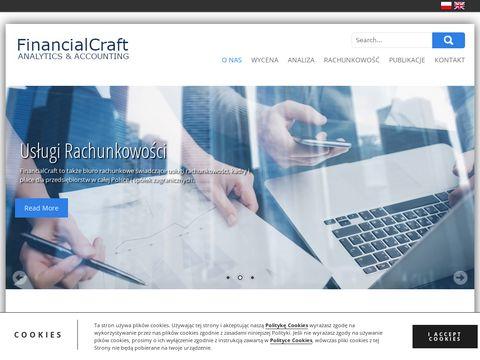 Financialcraft.pl wycena firmy