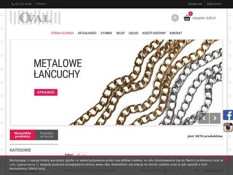 Fhoval.pl artykuły krawieckie hurtownia