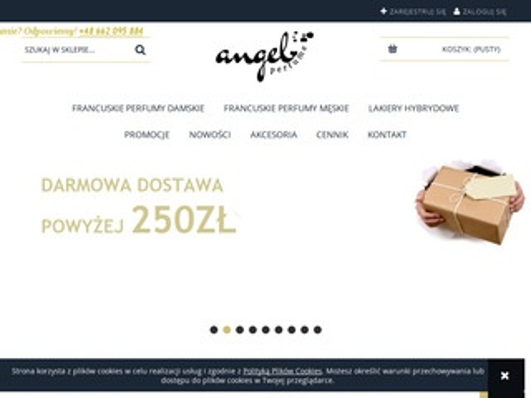 Angelove.pl lane perfumy