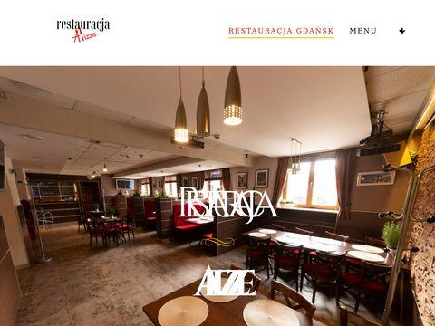 Alizze.pl restauracja w centrum Gdańska