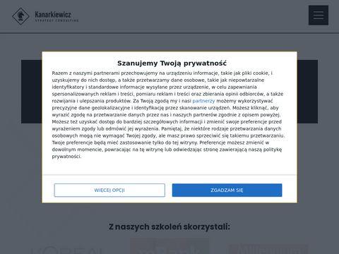 Akademiastratega.pl szkolenia dla C-Level