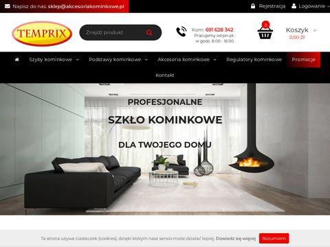 Akcesoriakominkowe.pl - kominki
