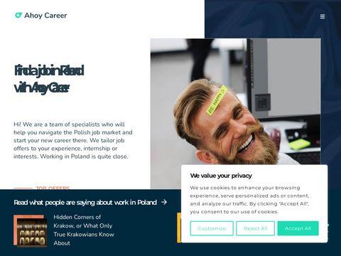 Ahoy.career Czesi i Słowaci dla twojej firmy