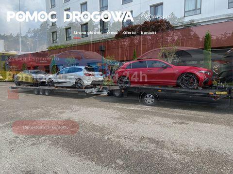 Auto-pomoc-24h.pl holowanie Wrocław