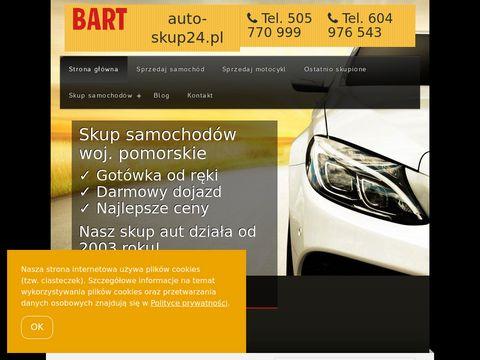 Auto-skup24.pl w Gdańsku