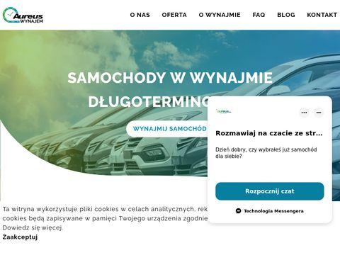 Aureuswynajem.pl