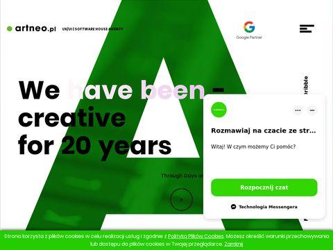 Agencja interaktywna Olsztyn - artneo.pl