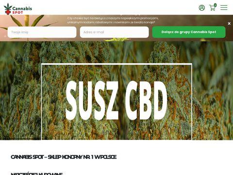 Cannabis-spot.pl hurtownia cbd