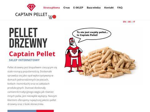 Captainpellet.pl pellet drzewny sklep
