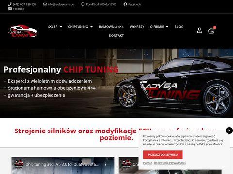 Chiptuningpro.pl strojenie silników