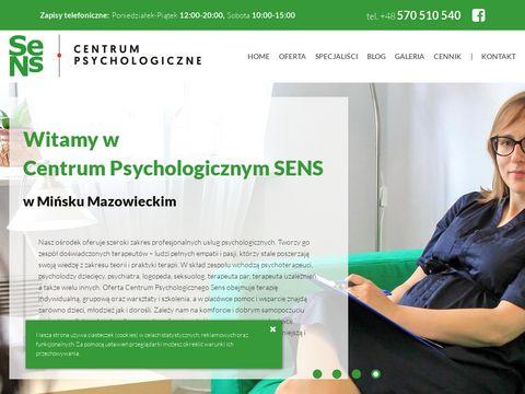 Cpsens.pl centrum psychologiczne