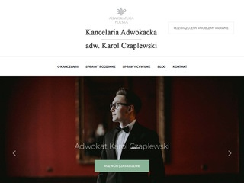 Czaplewski-kancelaria.pl adwokat Gdynia