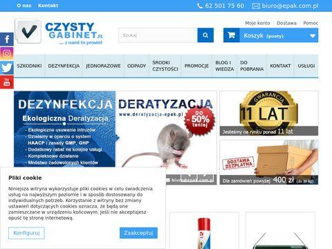 Czystygabinet.pl separatory amalgamatu