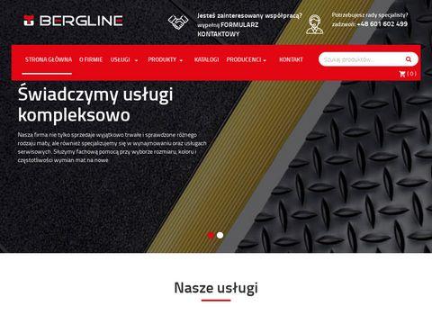Bergline.pl sklep internetowy