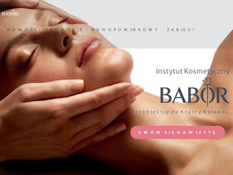 Baborinstytutwroclaw.pl gabinet kosmetyczny