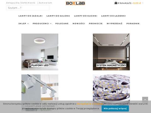 Boxlab.pl zasilacz led