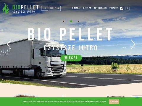 Biopellet.pl drzewny najlepsza cena cała Polska