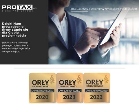 Biuro-protax.pl rachunkowe