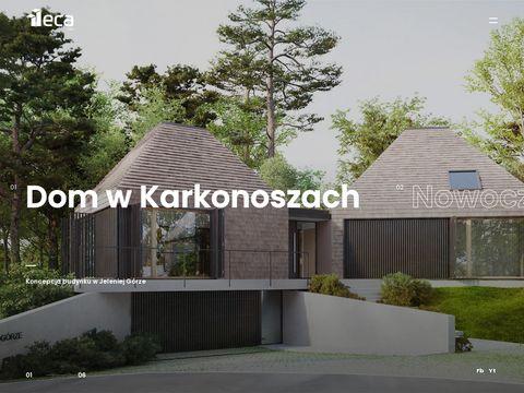 ECA kompleksowa budowa domów Wrocław
