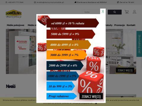 Burzynscymeble.pl meble do kuchni sypialni