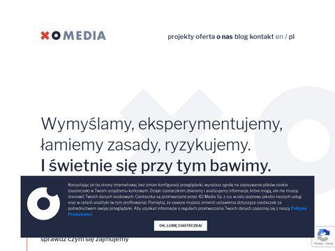 Xomedia.pl interaktywna agencja reklamowa
