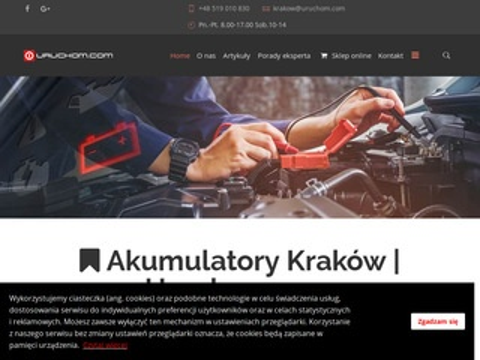 Kraków-akumulatory.pl