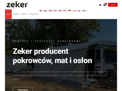 Zeker producent odzieży BHP