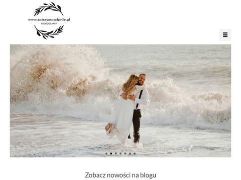 Zatrzymacchwile.com sesja plenerowa