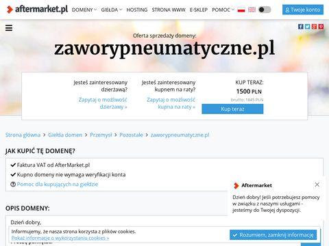 Zaworypneumatyczne.pl