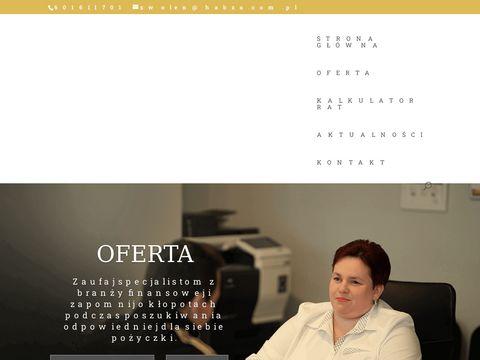 Zwolen.habzafinanse.com.pl doradcy