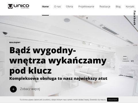 Unicownetrze.pl projekty wnętrz Zamość