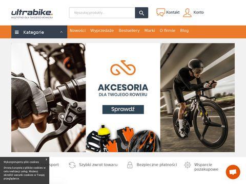 Ultrabike.pl akcesoria rowerowe