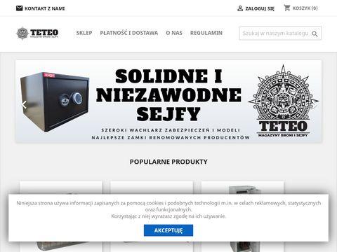 Teteo.pl artykuły do czyszczenia broni