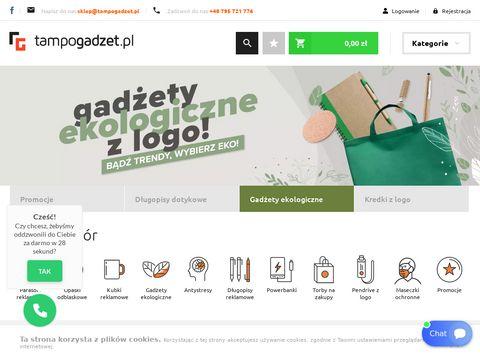 Tampogadzet.pl artykuły reklamowe