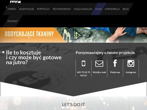 123koszulki.pl z nadrukiem na zamówienie