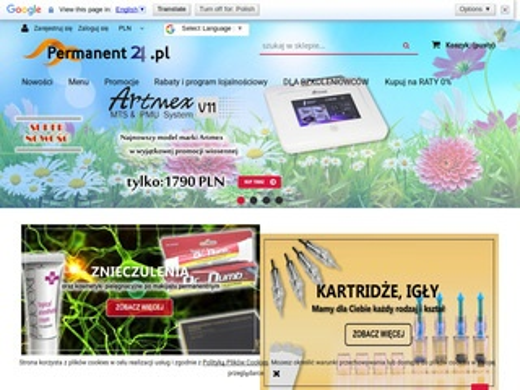 Permanent24.pl sklep kosmetyczny