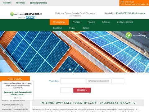 Sklepelektryka24.pl rozdzielnia elektryczna