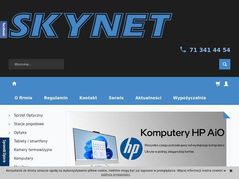 Skynet.pl sklep Wrocław teleskopy