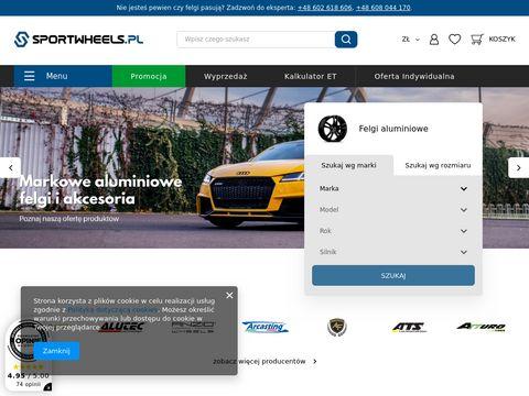 Sportwheels.pl opony i felgi