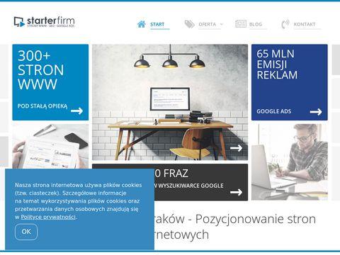 Starterfirm.pl agencja interaktywna