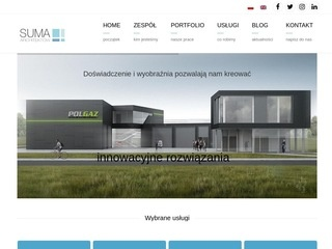 Sumaarchitektow.pl architekt Kraków