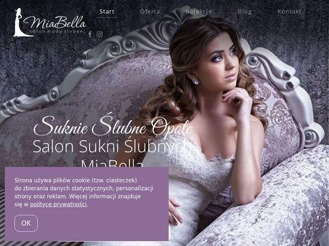 Suknieslubneopole.pl MiaBella