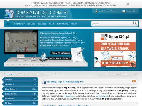Top-katalog.com.pl stron