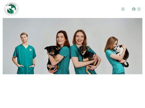 Wetmedic.pl przychodnia weterynaryjna Warszawa