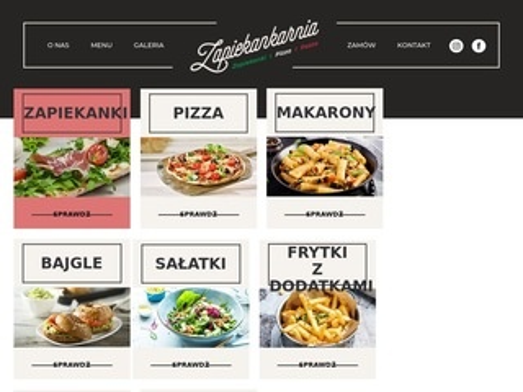 Zapiekankarnia.pl restauracja