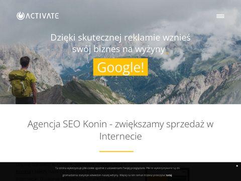 Activate.pl pozycjonowanie stron internetowych