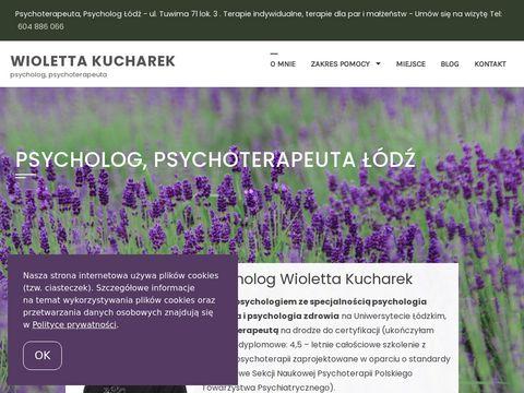 Ad-intra.lodz.pl psycholog Wioletta Kucharek