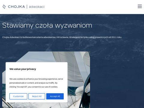 Adwokatchojka.pl