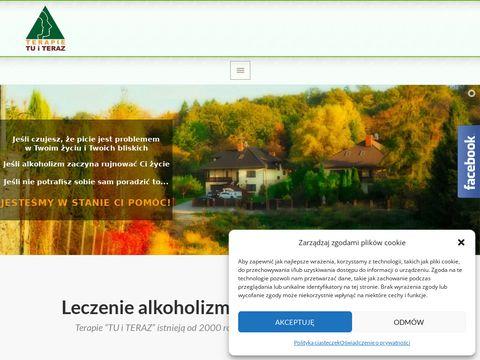 Alkoholizm.org.pl terapia Tu i Teraz